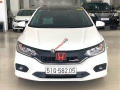 Bán Honda City 1.5 AT 2018, màu trắng, trả trước chỉ từ 162tr, hotline: 0985.190491 (Ngọc)