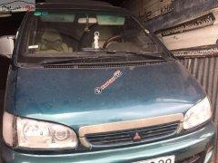 Cần bán Mitsubishi L400 năm 1995, màu xanh lam, xe nhập