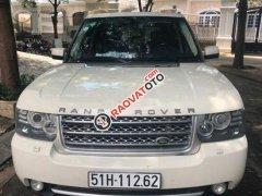 Bán LandRover Range Rover sản xuất 2008, màu trắng xe gia đình