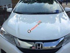 Bán xe Honda City sản xuất năm 2017, màu trắng, 380 triệu