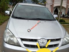 Bán xe Toyota Innova đời 2007, màu bạc xe gia đình