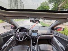 Bán Hyundai Accent đời 2014, màu đỏ, xe nhập