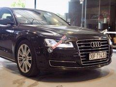 Bán Audi A8 2015, màu đen, nhập khẩu