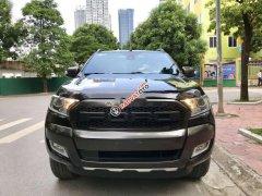 Bán xe Ford Ranger sản xuất 2016, màu đen, 755tr