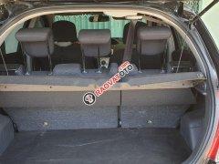 Gia đình bán xe Toyota Yaris sản xuất 2008, màu đen, xe nhập