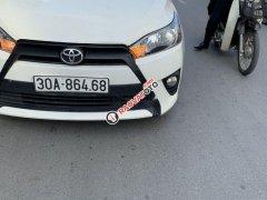 Cần bán Toyota Yaris 2015, màu trắng, nhập khẩu
