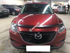 Cần bán Mazda CX9 sx 2015, số tự động màu đỏ