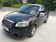 Gia đình bán xe Daewoo Gentra đời 2008, màu đen