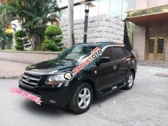 Ô Tô Thủ Đô bán xe Hyundai Santa Fe MLX 2008 AT, máy dầu, biển thành phố màu đen 489 triệu