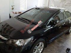 Bán xe Honda Civic năm 2010, màu đen số tự động, giá tốt