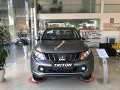 [Giá rẻ] Mitsubishi Triton số tự động, tiết kiệm dầu 7L/100km, cho vay 80% lãi ưu đãi. Gọi: 0905.91.01.99