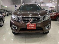 Cần bán Nissan Navara 2.5MT 2016, màu nâu, nhập khẩu