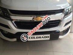 Chevrolet Colorado 2.5L VGT 4x4 AT LTZ 2019, giảm giá khủng, nhập khẩu. Hỗ trợ trả góp 80%