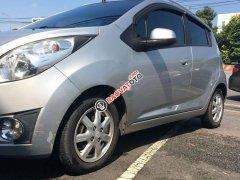 Gia đình bán Chevrolet Spark LT đời 2012, màu bạc, nhập khẩu nguyên chiếc