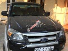 Bán Ford Ranger đời 2011, màu đen, nhập khẩu