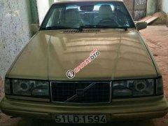Bán lại xe Volvo 850 1998, màu vàng cát, xe nhập