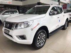 Bán Nissan Navara EL A-IVI 2.5 AT 2WD 2019, màu trắng, xe nhập