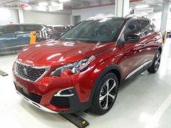 Bán Peugeot 3008 1.6 AT năm sản xuất 2019, màu đỏ