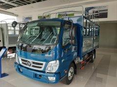 Bán xe tải 3.5 tấn thùng mui bạc, giá tốt tại BR-VT