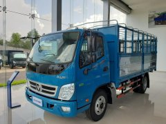 Bán xe tải 5 tấn thùng mui bạc ở Bà Rịa - Vũng Tàu