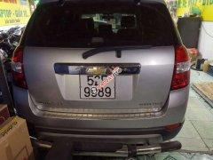 Cần bán Chevrolet Captiva MT sản xuất năm 2008, màu bạc