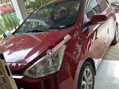 Cần bán lại xe Hyundai Grand i10 đời 2015, màu đỏ, nhập khẩu xe gia đình, 300tr