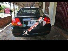 Cần bán lại xe Lifan 520 sản xuất năm 2007, màu đen, giá tốt