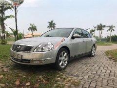 Bán xe Nissan Teana đời 2008, màu bạc, nhập khẩu chính chủ