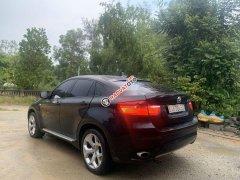Cần bán xe BMW X6 năm 2009, màu đen, nhập khẩu còn mới, giá tốt