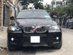 Bán BMW X6 đời 2009, màu đen, xe nhập khẩu chính hãng