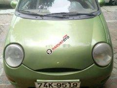 Cần bán lại xe Chery QQ3 năm 2009, màu xanh lục