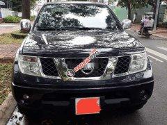 Xe Nissan Navara MT năm 2012, màu đen, xe nhập chính chủ giá cạnh tranh