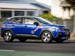 Cần bán xe Peugeot 3008 2019, màu xanh lam