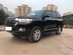 Cần bán xe Toyota Land Cruiser 5.7 2016, màu đen, xe nhập