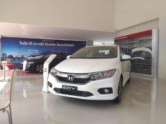 Honda Ôtô Thanh Hóa, giao ngay Honda City 1.5 CVT màu trắng, đời 2019, giá tốt. LH: 0962028368