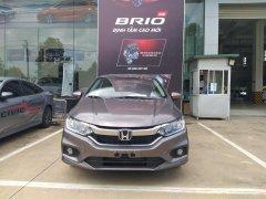 Honda Ôtô Thanh Hóa, giao ngay Honda City 1.5TOP màu titan, đời 2019, giá tốt. LH: 0962028368