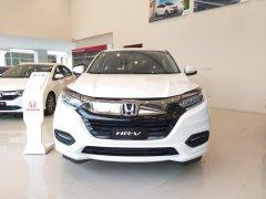 Honda Ôtô Thanh Hóa, giao ngay Honda HR-V 1.8L màu trắng, đời 2019, giảm giá sốc, LH: 0962028368