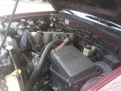 Cần bán lại xe Ford Ranger 2008, màu đỏ, nhập khẩu nguyên chiếc chính hãng