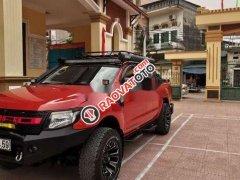 Cần bán gấp Ford Ranger Wildtrak 3.2 4x4 AT năm 2015, màu đỏ, nhập khẩu, giá tốt