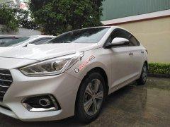 Bán Hyundai Accent đời 2018, màu trắng, giá chỉ 570 triệu