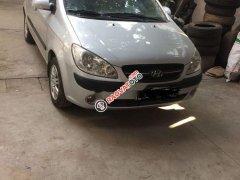 Cần bán Hyundai Getz sản xuất 2010, màu bạc, nhập khẩu nguyên chiếc, giá tốt