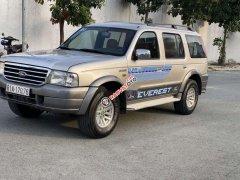 Bán xe cũ Ford Everest sản xuất năm 2005, xe nhập