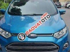 Cần bán lại xe Ford EcoSport đời 2016, màu xanh lam, giá chỉ 500 triệu