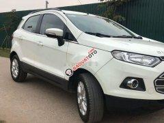 Cần bán gấp Ford EcoSport 1.5AT sản xuất 2014, màu trắng số tự động