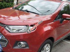 Bán xe Ford EcoSport Titanium 1.5 AT đời 2015, màu đỏ số tự động, giá tốt