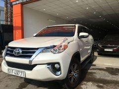 Bán Toyota Fortuner sản xuất 2017, màu trắng