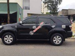 Bán Toyota Fortuner 2011, màu đen, xe nhập giá tốt