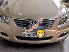 Bán Toyota Camry đời 2007, màu vàng, xe nhập còn mới