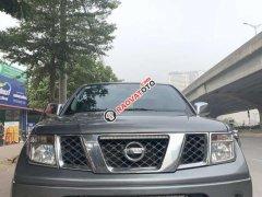 Bán Nissan Navara sản xuất 2012, màu xám, xe nhập, số sàn