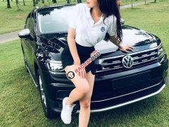 Cần bán lại xe Volkswagen Tiguan năm sản xuất 2019, màu đen, nhập khẩu nguyên chiếc